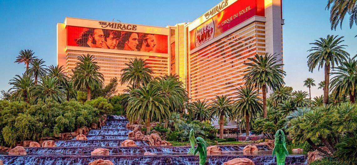Казино Mirage в Лас-Вегасе
