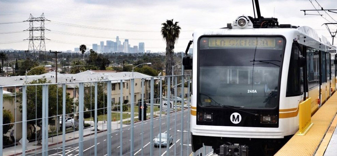 Метрополитен Лос-Анджелеса: история