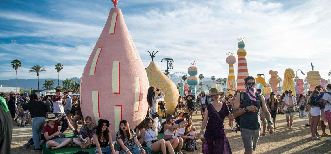 Главный музыкальный фестиваль Калифорнии - Coachella Valley Music and Arts Festival