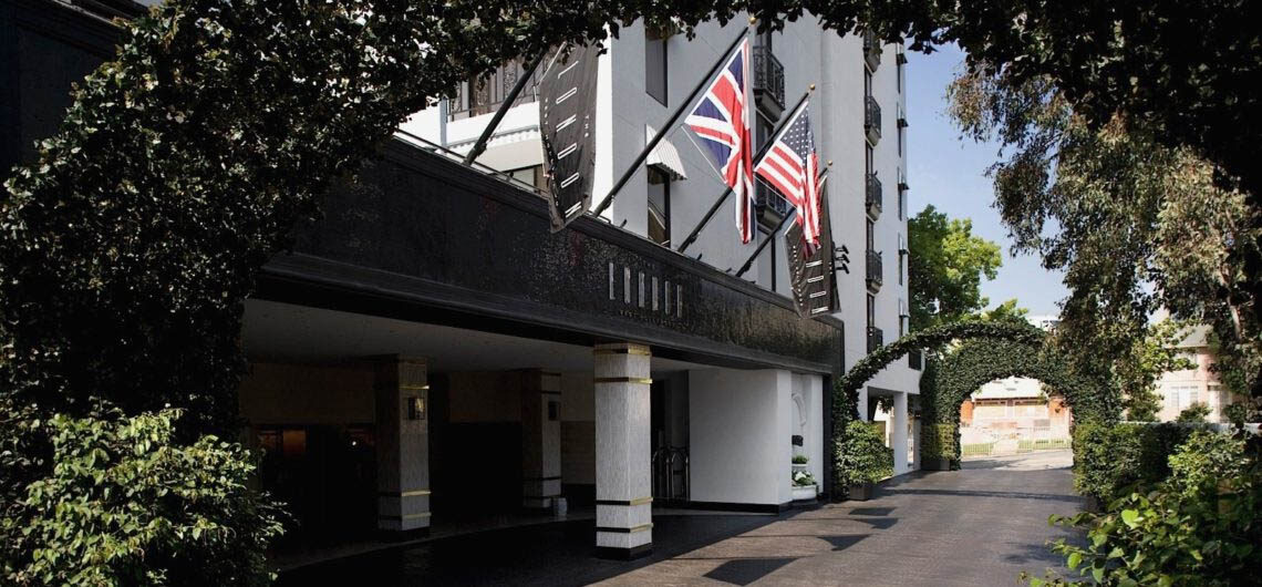 Отель The London West Hollywood в Лос-Анджелесе