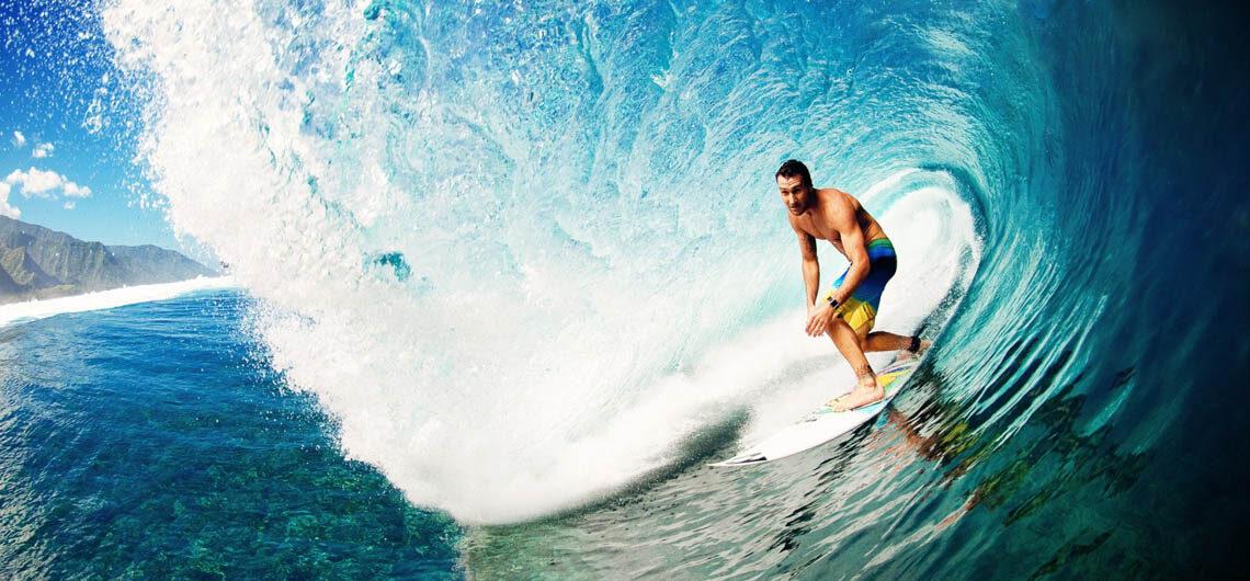 Безопасный серфинг в Калифорнии