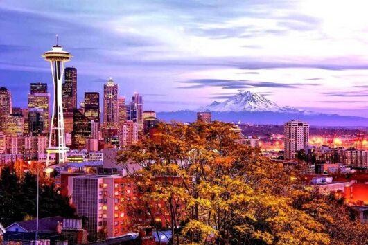 «Без лишней скромности» - обзорная экскурсия по главным достопримечательным местам Сиэтла (превью)