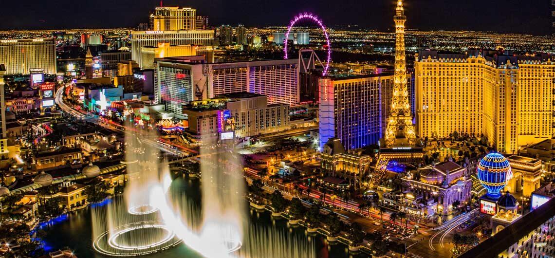 Туры по Лас-Вегасу / Туры из Лас-Вегаса по США