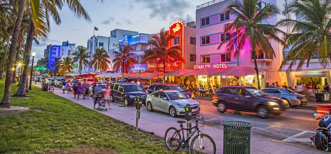 Туры по Майами / Туры из Майами по США