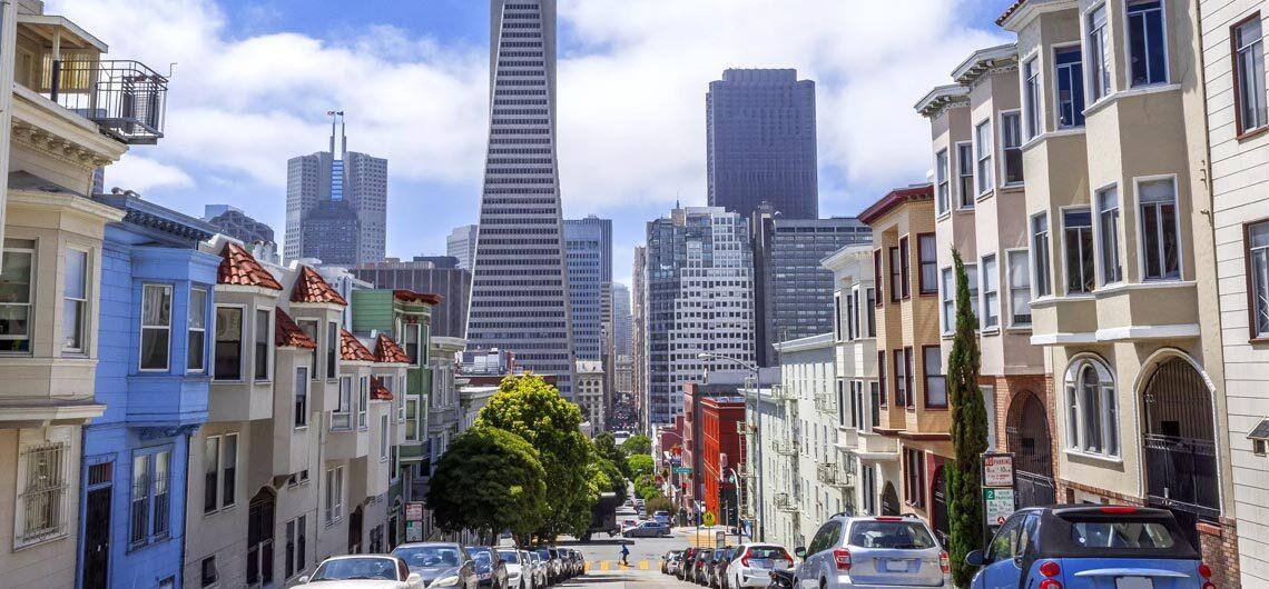 Туры по Сан-Франциско / Туры из Сан-Франциско по США