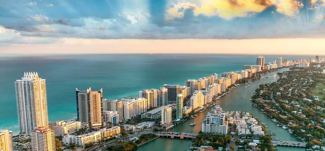 Гид по Майами и окрестностям от «California Tours»