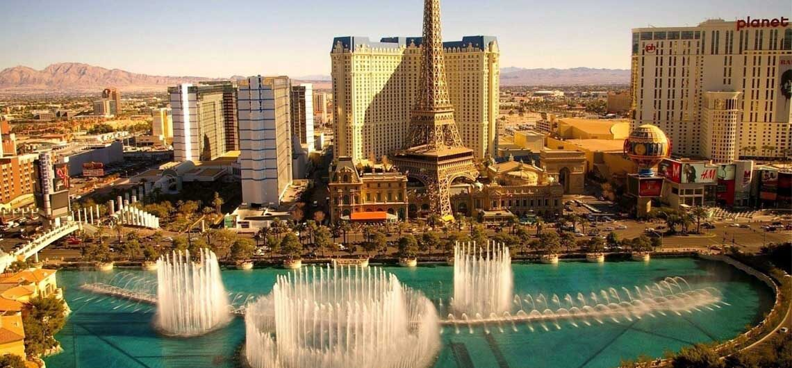 Гид по Лас-Вегасу и окрестностям от «California Tours»
