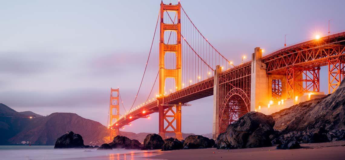 Что посмотреть в Сан-Франциско и окрестностях в первую очередь